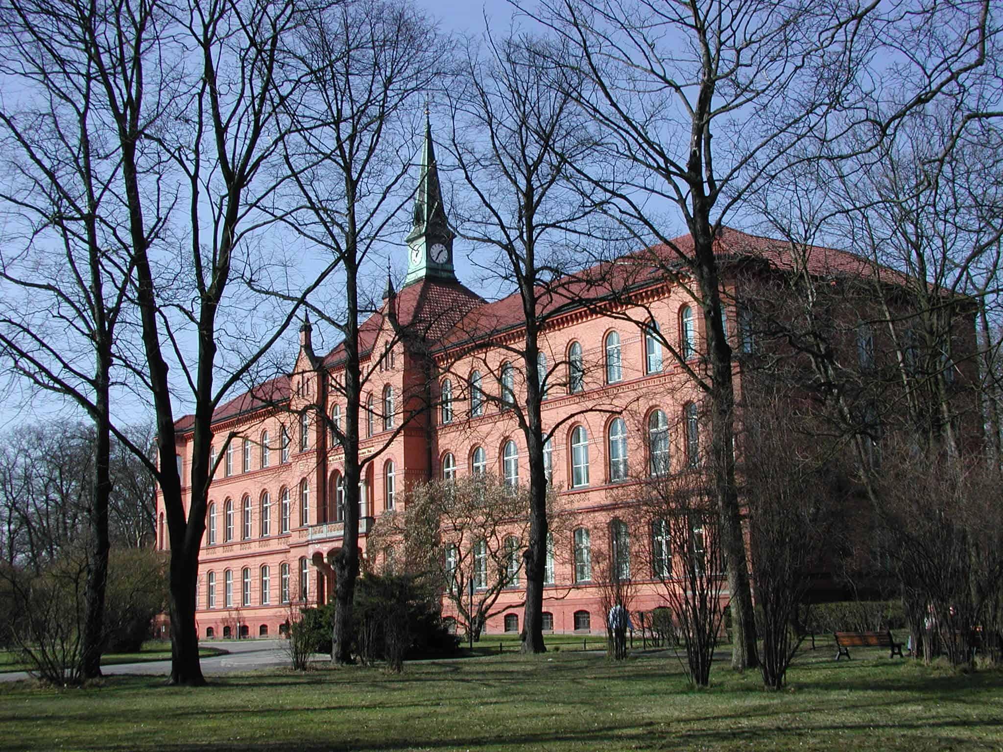 Evangelisches Krankenhaus Königin Elisabeth Herzberge Berlin Haas